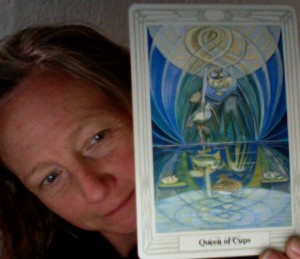Queen of Cups - Thoth