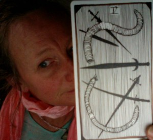 5 of Swords - The Wild Unknown Tarot